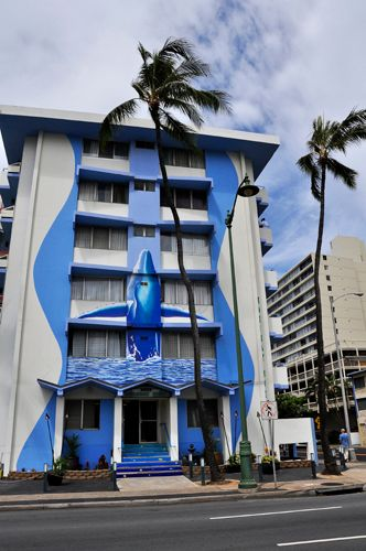 Waikiki_Holiday Surf Hotel_Exterior 08